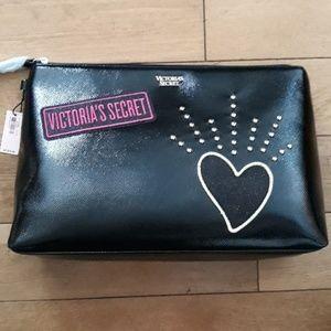 NWT Victoria's Secret Cosmetic Bag